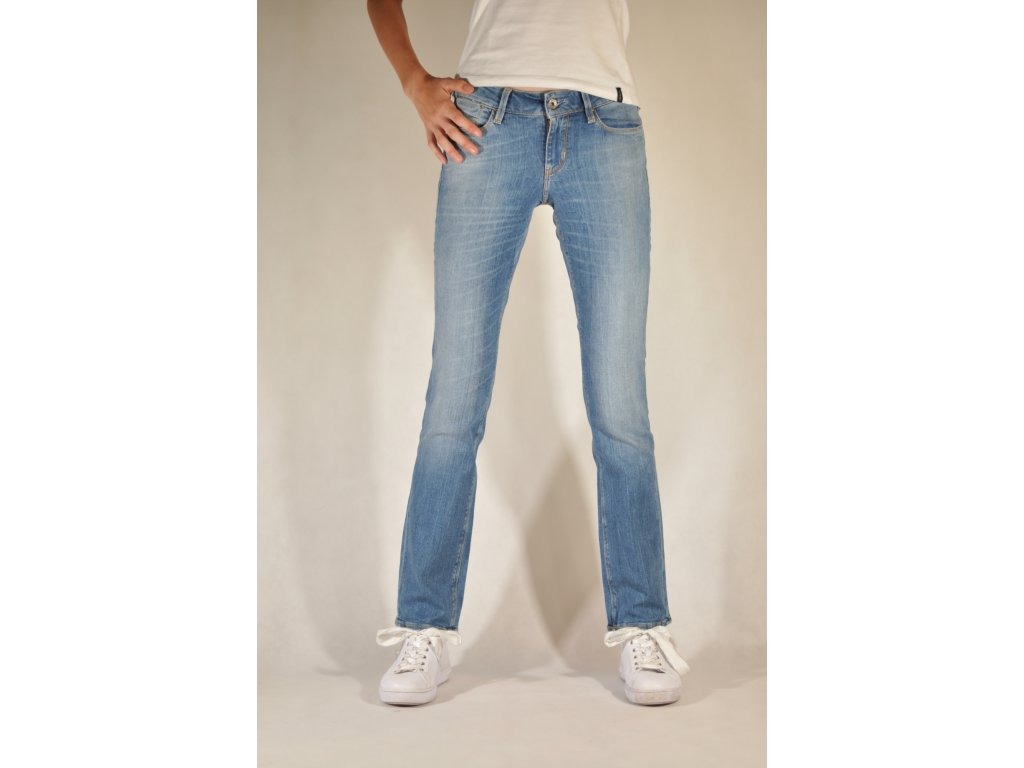 GUESS Jeans Used Optik Blue 2