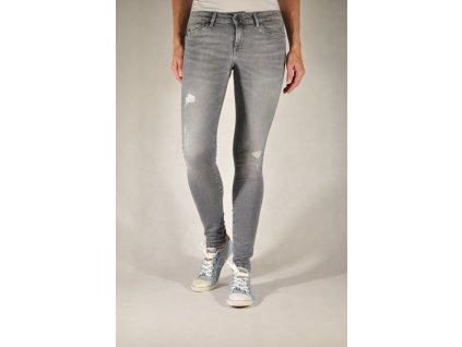 Pepe Jeans Pixie skinny mid waist 1