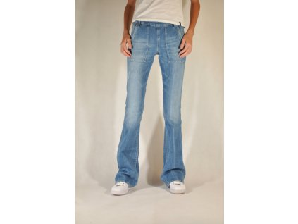 GUESS Jeans High Crowd Issued Blue 1