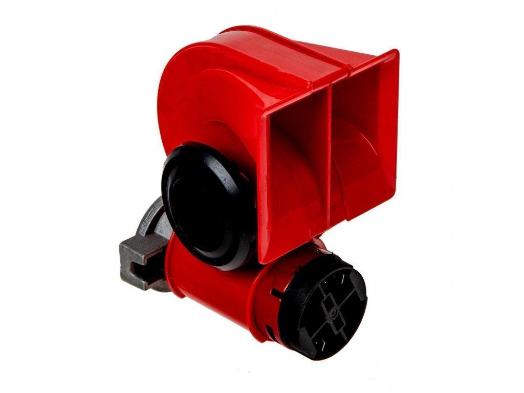 Kompresorový klakson - AUTO fanfára 12V, 139 dB