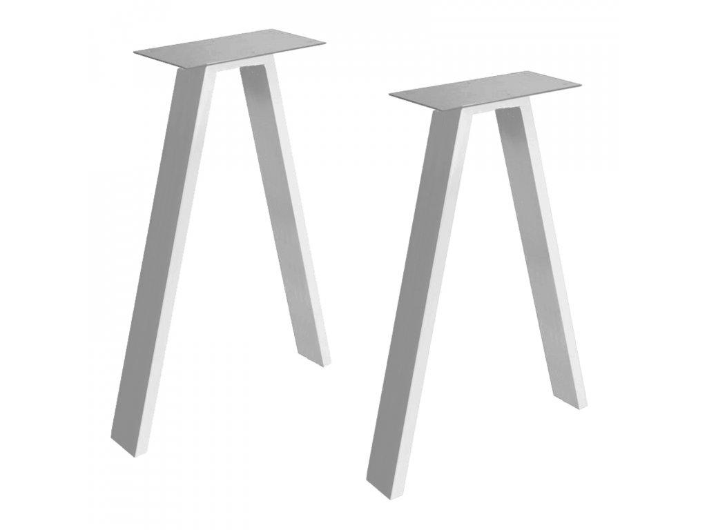 Chromová stolová podnož A [2ks]