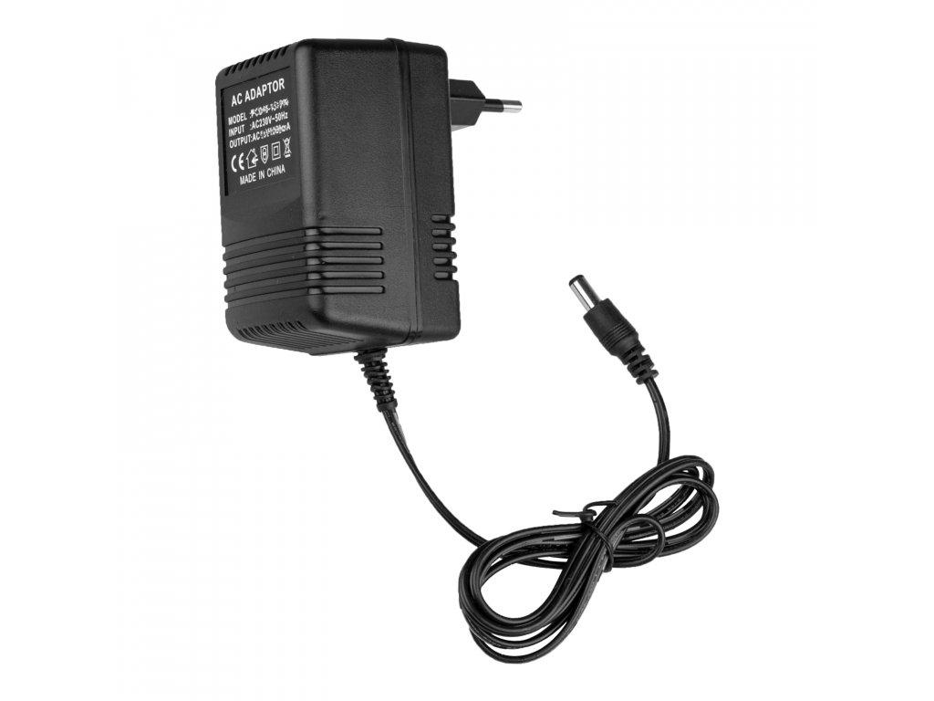 napájecí adaptér 5-24V AC