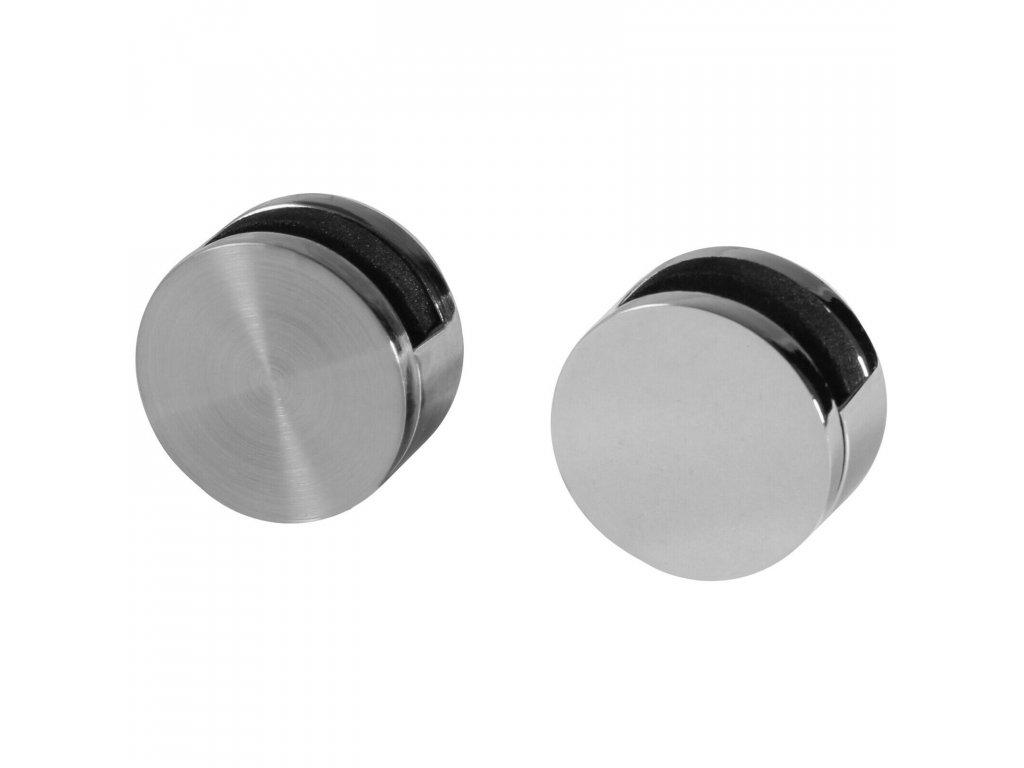 Svorka - držák skla / zrcadla [4ks]