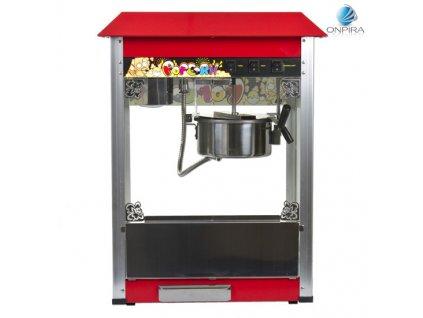 Výrobník popcornu, profesionální popkornovač, 8OZ