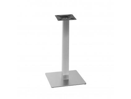 Nerezová stolová podnož 50x50x110 cm