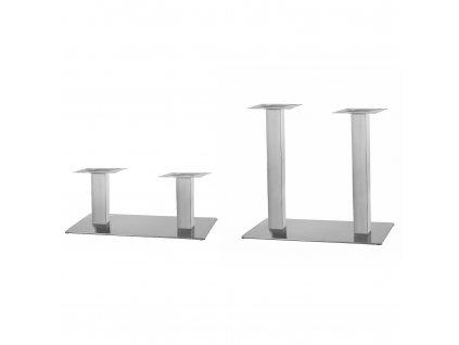 dvojite stolove podnoze 45 110cm