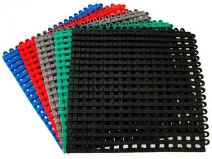 Bazénová modulární rohož