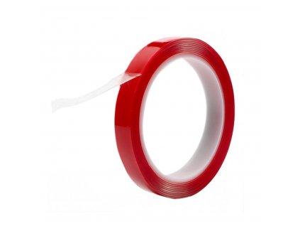 průhledná transparentní oboustraná lepicí páska