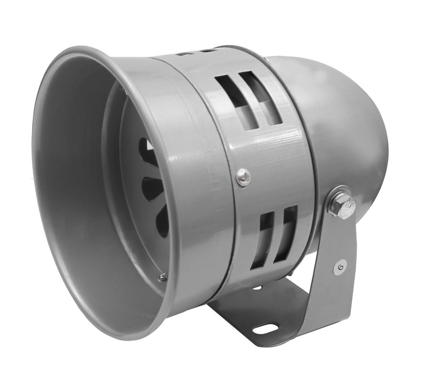 Onpira Motorová elektrická siréna 113db plast Napětí: 12 V