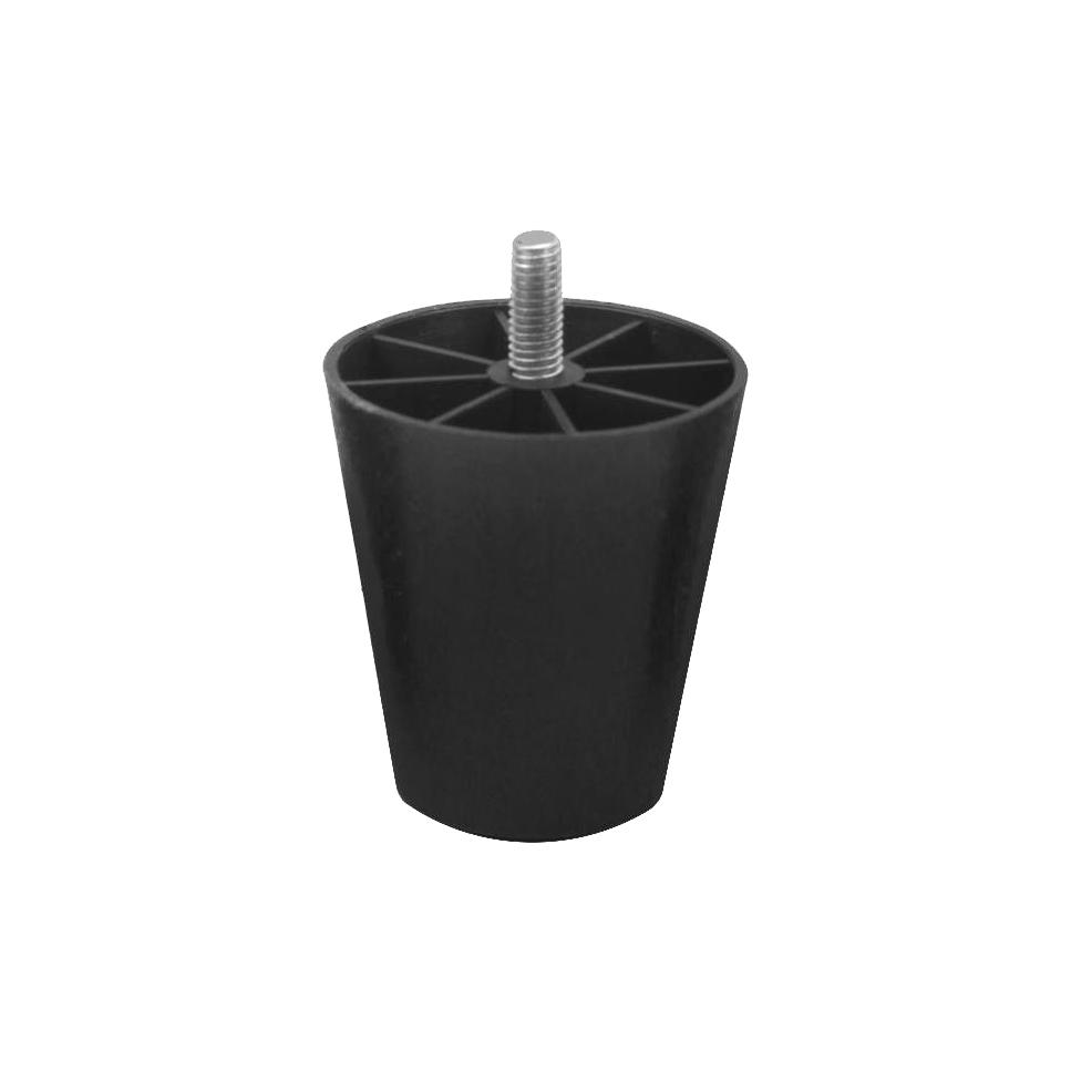 Onpira Plastová nábytková noha M8 Výška: 6,5 cm