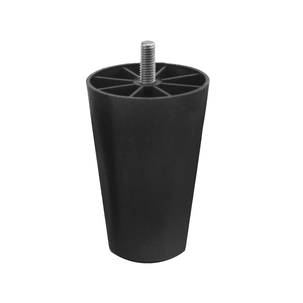 Onpira Plastová nábytková noha M8 Výška: 9 cm