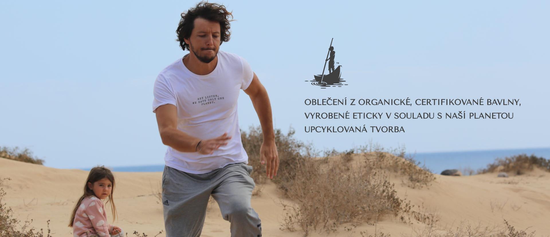 Oblečení z organické bavlny