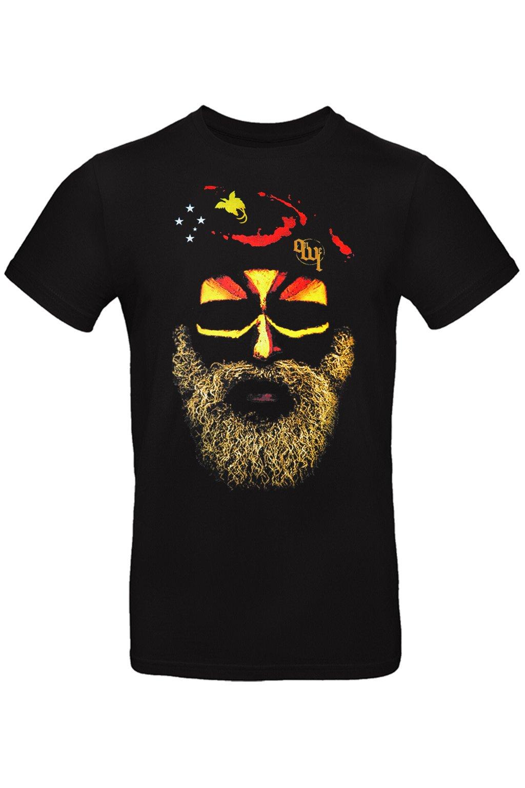 originální tričko s potiskem