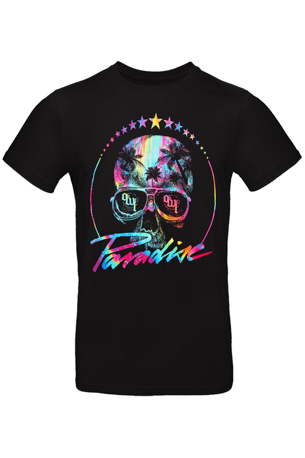 tričko paradise