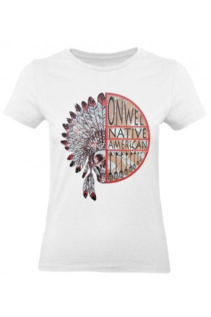 dámské tričko native amerikan