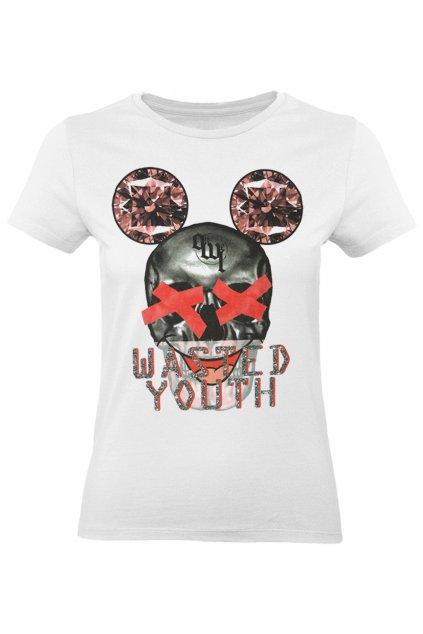 dámské tričko promarněné mládí