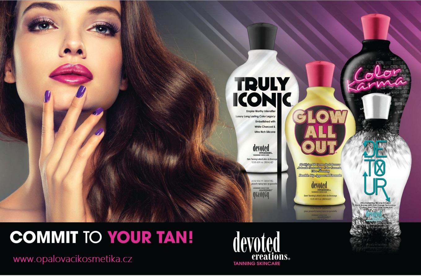 Kosmetika Devoted Creations
