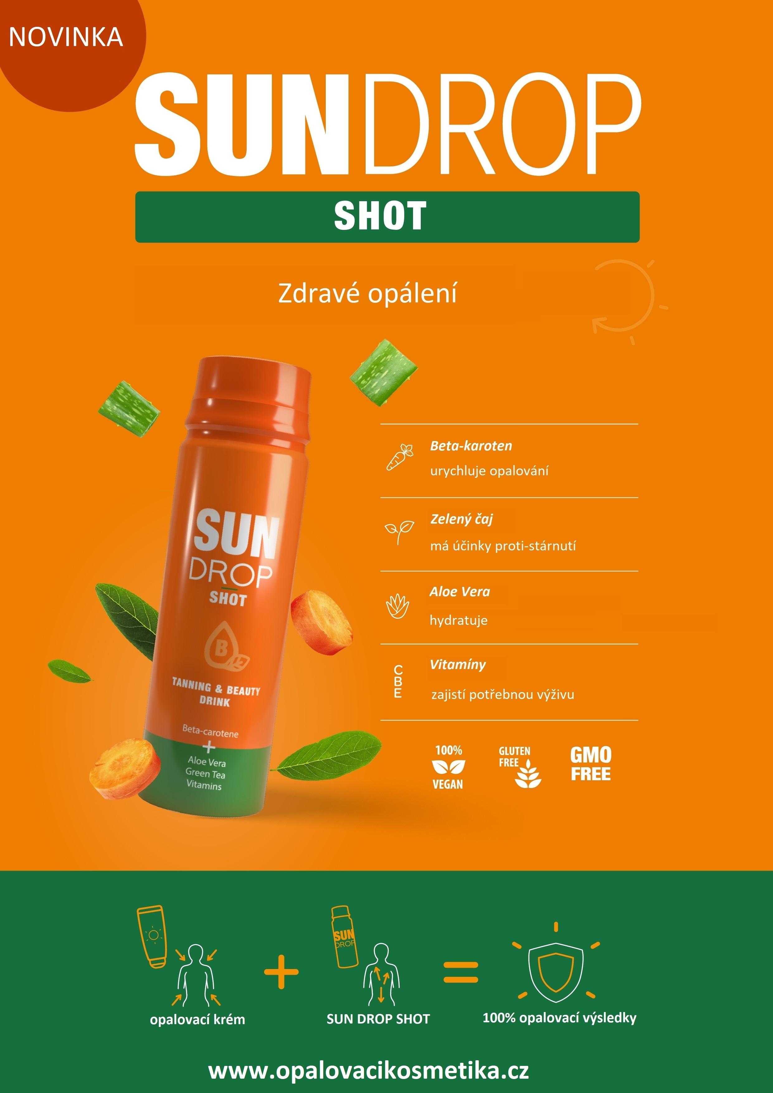 Sun Drop Shot
