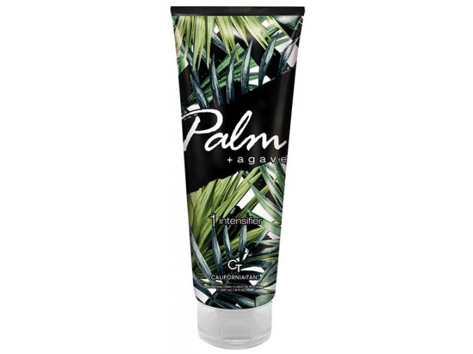 California Tan Palm + Agave Intensifier 237ml