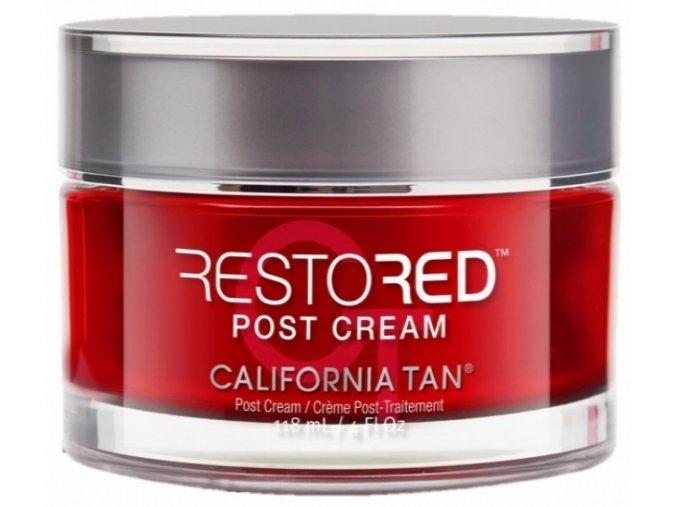 California Tan CT Restored Post Cream 120ml