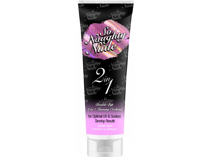 Devoted Creations So Naughty Nude 2 in 1 210ml