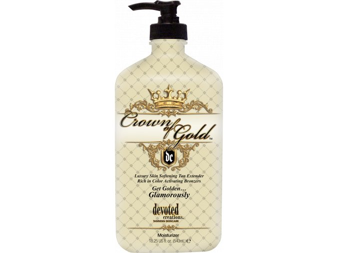 Devoted Creations Crown of Gold 550ml