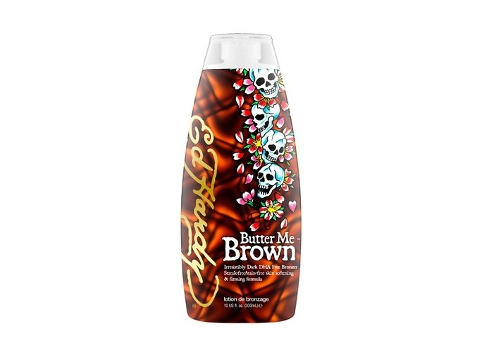 ed hardy tanning butter me brown 300ml