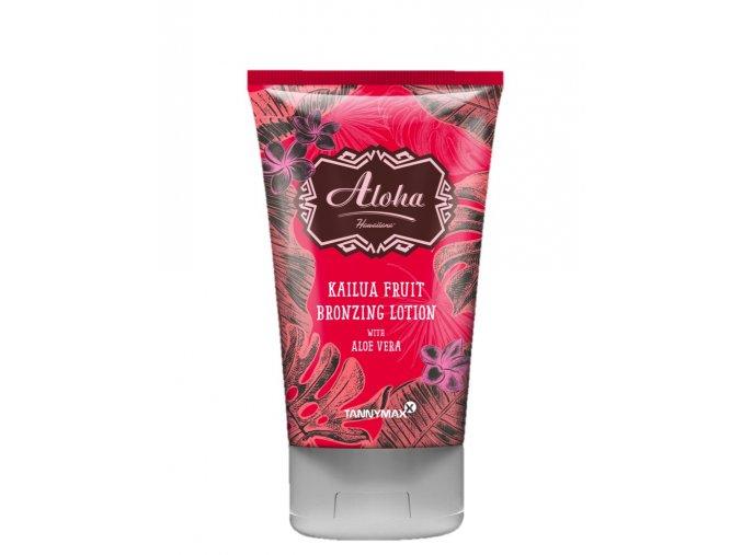 hawaiiana aloha kailua fruit bronzing lotion 100 ml