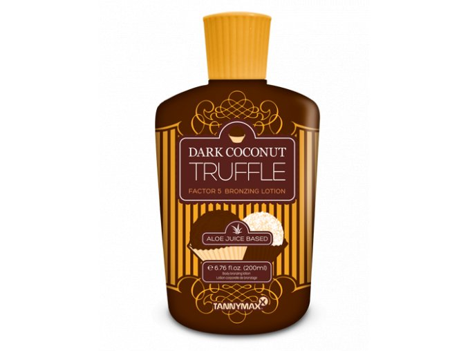 tannymaxx dark coconut truffle 200ml