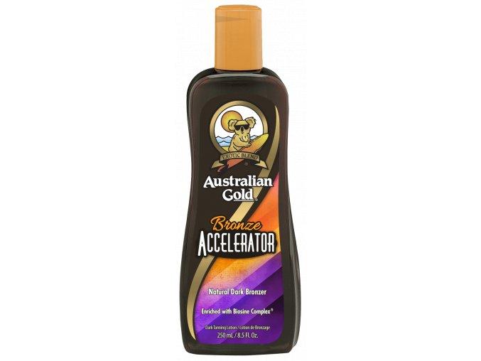australian gold bronze accelerator 250ml