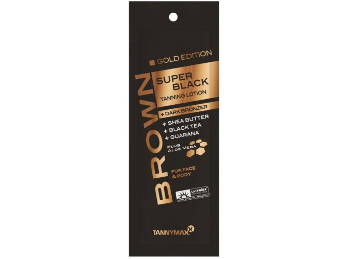 Tannymaxx Super Black Gold Edition Bronzer 15ml
