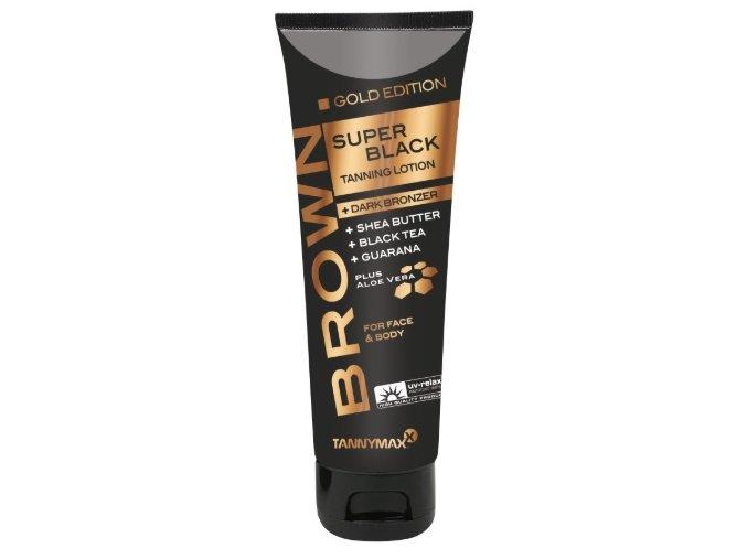 Tannymaxx Super Black Gold Edition Bronzer 125ml