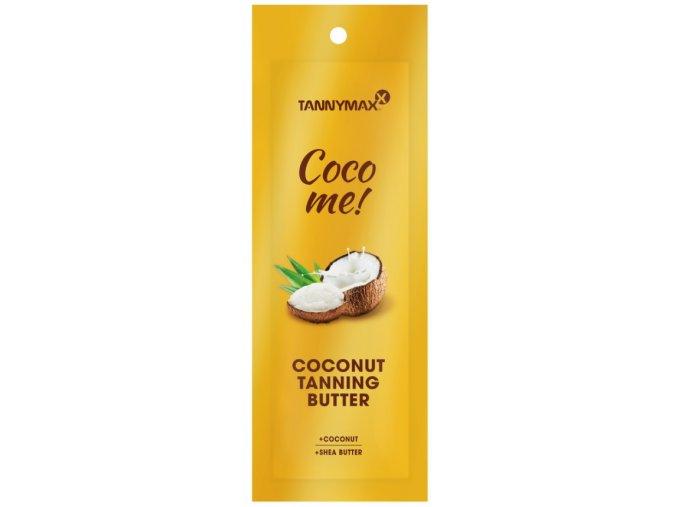 Tannymaxx Coco Me Tanning Butter Kokosové máslo 15ml