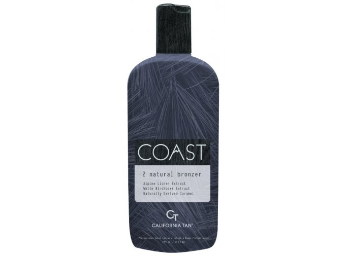 california tan coast natural bronzer 235ml
