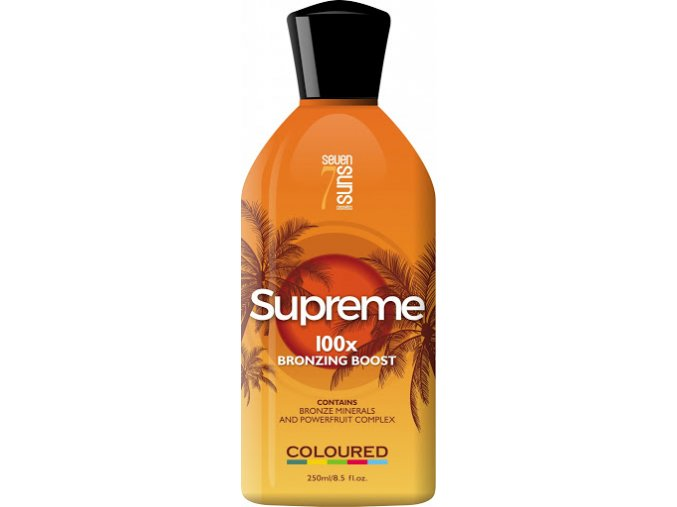 Seven Suns Cosmetics Supreme 250ml