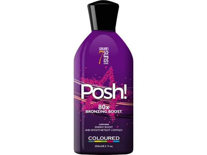 Seven Suns Cosmetics Posh 250ml