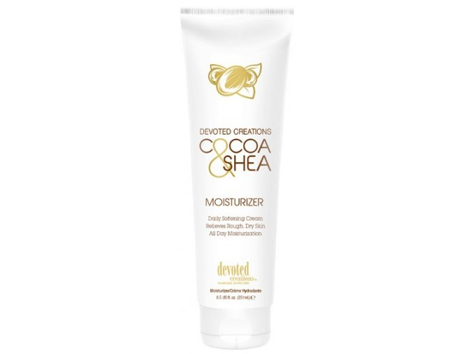 Devoted Creations Cocoa and Shea Moisturizer 250ml