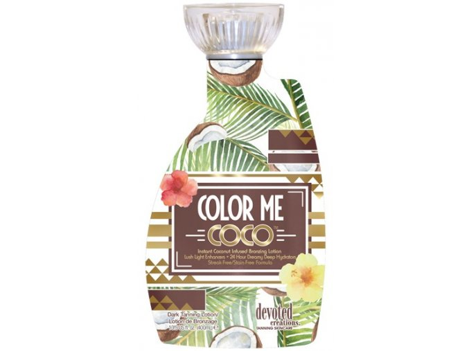 Devoted Creations Color Me Coco 400ml