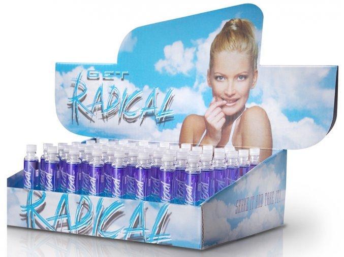 radical ampule display 48 kusů