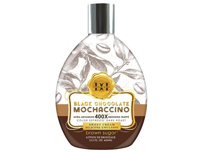 Tan Incorporated Black Chocolate Mochaccino 400ml