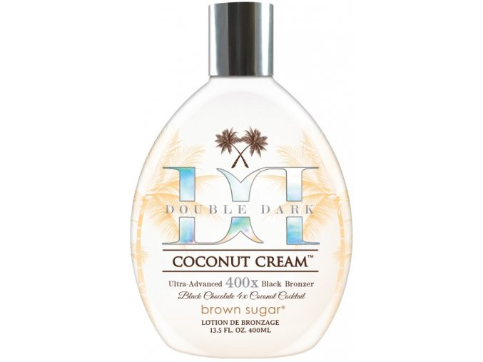 Tan Incorporated Double Dark Coconut Cream 400ml