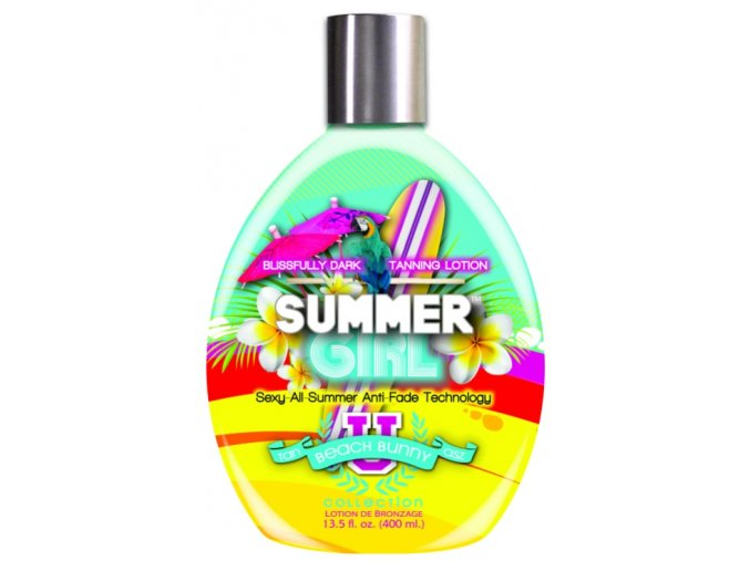 Tan incorporated Tan Asz U Summer Girl 400ml