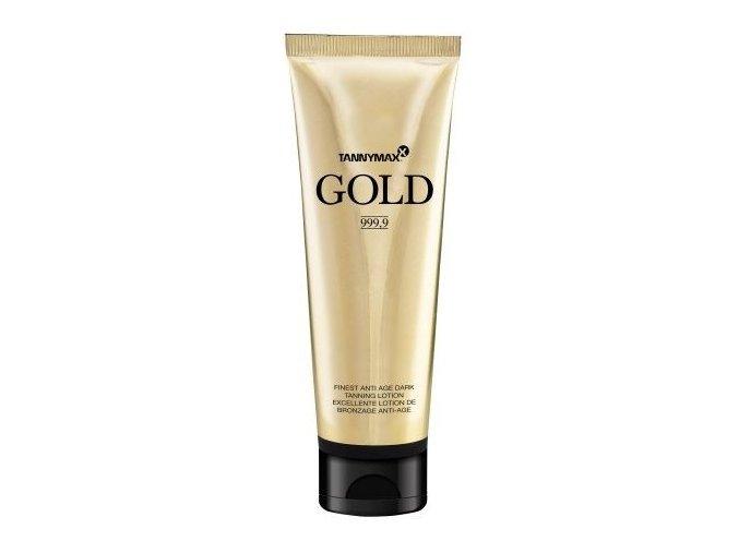 Tannymaxx Gold 999,9 Finest Anti Age Dark Tanning Lotion 125ml