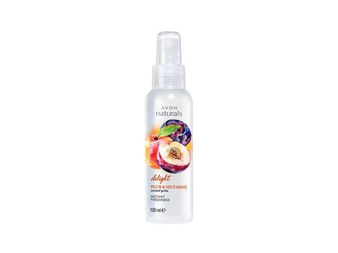 Avon Tělový sprej s vůní švestky a nektarinky 100ml