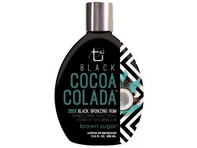 Tan Inc. Black Cocoa Colada 400ml
