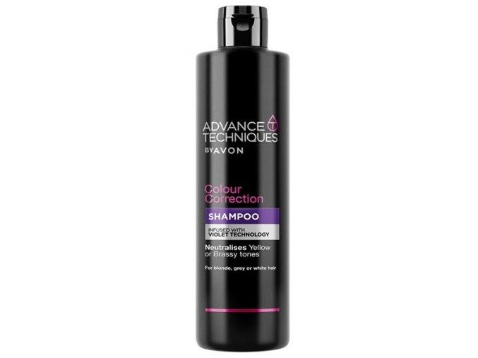 Avon Šampon pro blond a zesvětlené vlasy 400ml
