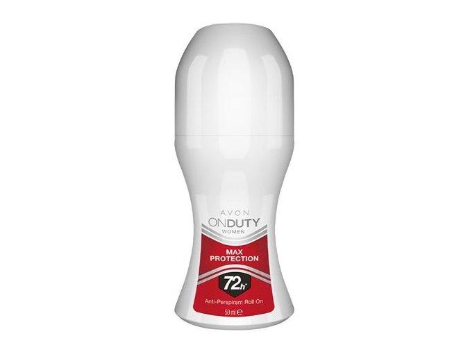 Avon Kuličkový deodorant antiperspirant Women Max Protection 50ml