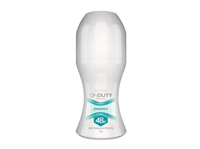 Avon Kuličkový deodorant antiperspirant Women Energy 50ml