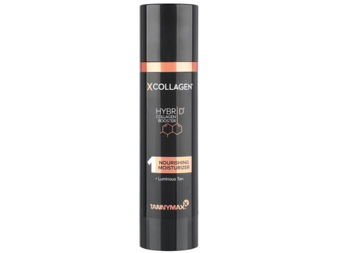 Tannymaxx X Collagen 1 Nourishing Moisturizer + Luminous Tan 200ml