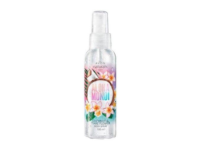 Avon Tělový sprej Aloha Monoi 100ml